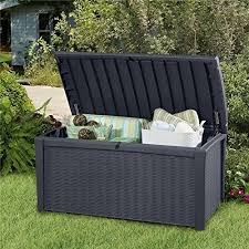 Keter Bench Storage Rattan Storage Benches Housing Accessories Archives Garden