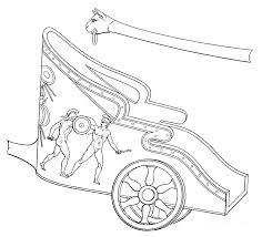 roman chariot drawing dominantni info