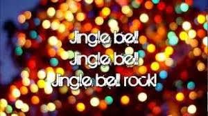 glee jingle bell rock lyrics youtube