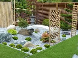 decoration jardin marocain amenagement jardin rocaille petit jardin idées daménagement déco