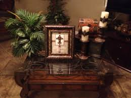 coffee table tuscan ideas and accents tuscan decor pinterest