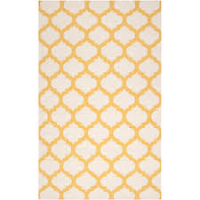 Surya Home Decor Flooring U0026 Rugs Surya Frontier Moroccan Ivory U0026 Gold Hand Woven