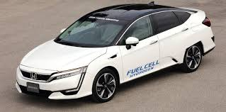 honda hydrogen car price honda clarity review drive