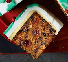 christmas cake recipes bbc good food