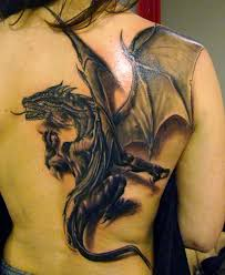 back tattoos that will make you get a back tattoo