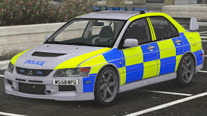 car mitsubishi evo police mitsubishi evolution 9 pack marked u0026 unmarked gta5