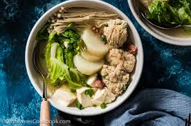 Chinese Root Vegetables - 10 asian soup recipes to help you eat healthy and get lean