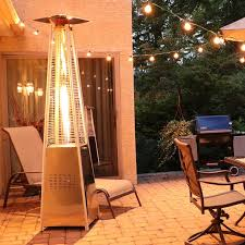 46000 Btu Propane Patio Heater Hanover Pyramid 42 000 Btu Propane Patio Heater U0026 Reviews Wayfair