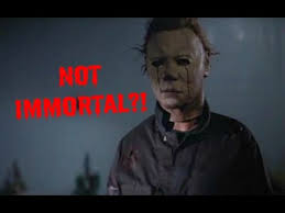 Michael Myers Not Immortal In Halloween 2018 Youtube