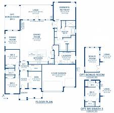 Home Floor Plan Key West A New Home Floor Plan At Longleaf By Homes By Westbay