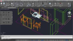 autocad architecture 3d house modeling tutorial part 15 adding