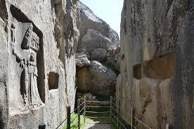 th e chambre b yazilikaya hittite rock sanctuary following hadrian photography