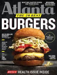 20 best burgers atlanta magazine