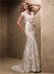 wedding dresses with sash ribbon slim high neck covered back lace wedding dress with ribbon sash