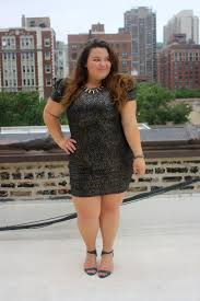 plus size fashion needs an edge natalie in the city a chicago