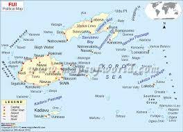 map of suva city suva map capital of fiji