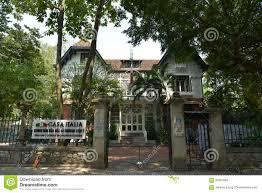 embassy of italy in hanoi vietnam editorial image image 90367845