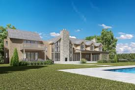 newly built modern farmhouse in bridgehampton asking 7 5m