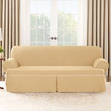 buy cushion sofa slipcover from bed bath u0026 beyond
