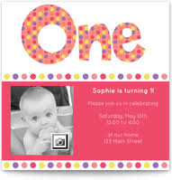1st birthday party invitations pingg com