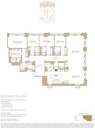 Woolworth Mansion Floor Plan by 212 Fifth Avenue Apt 21a New York Ny 10010 Sotheby U0027s