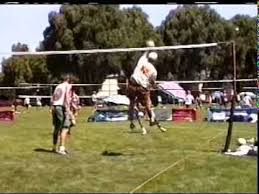 Backyard Volleyball Nets Portable Volleyball Net System Cobra Sports International Youtube