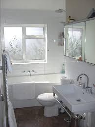 Very Small Bathroom Decorating Ideas Bathroom Interior Bathroom Glass Shower Room Beside Corner