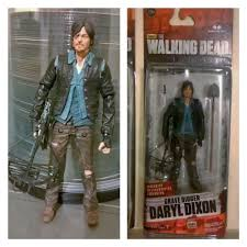daryl dixon vest spirit halloween mcfarlane amc the walking dead daryl dixon custom figure