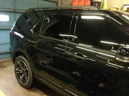 Ford Explorer Black - painting or plastic dip door handles ford explorer and ford
