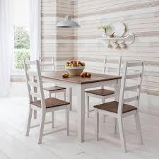 pair of annika dinning chair in natural pine u0026 white noa u0026 nani