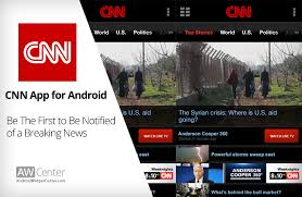 cnn app for android read cnn news on your android s home screen aw center