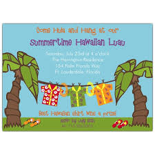 hawaiian luau party hawaiian luau party invitations paperstyle
