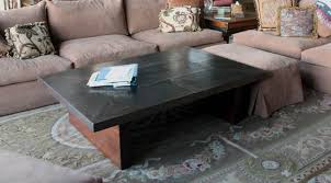 Copper Top Coffee Table Dorset Custom Furniture A Woodworkers Photo Journal A Copper