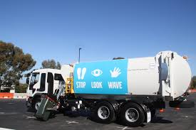 volvo truck dealers australia volvo trucks unveils new fe model at waste show waste management