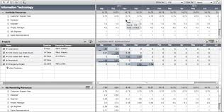 Capacity Planning Excel Template Free How To Set Up The Capacity Planner