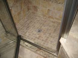 Laying Tile Floor In Bathroom - shower pebble tile installation pictures amazing how to tile
