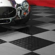 G Floor Roll Out Garage Flooring by Motofloor Modular Garage Flooring Tiles 48 Square Feet Per Box 1