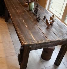 Primitive Kitchen Table by Farmhouse Tables