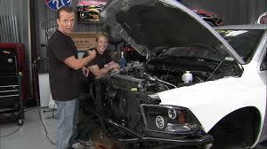 Dodge Ram 4 7 Supercharger - ripp superchargers on truck u 5 7 hemi ram supercharged youtube