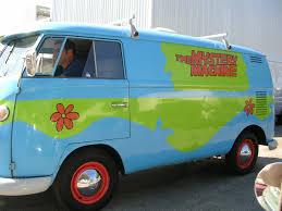 volkswagen van cartoon thesamba com vanagon view topic mystery machine