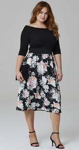 plus size dresses mid calf length vary of dress