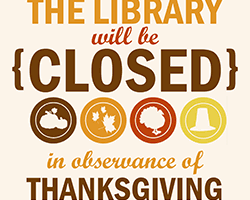 library to be closed for thanksgiving sikeston library