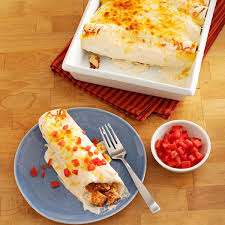 makeover sour cream chicken enchiladas recipe taste of home