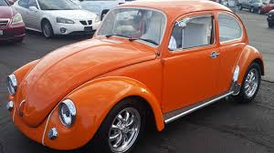 orange volkswagen beetle 1970 volkswagen beetle t116 1 indy 2016
