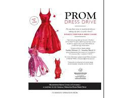 brandywine senior living at litchfield hosts prom dress drive