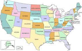 printable map of usa printable map of usa