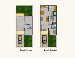 layout ruangan rumah minimalis ruangan rumah minimalis type 36