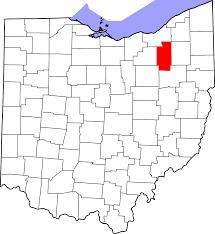 University Of Akron Map Akron Ohio Map Illinois Map Akron Ohio Camping Rv Park Campground