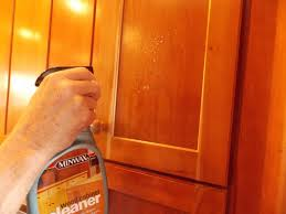 How To Clean Cherry Kitchen Cabinets by Sticky Kitchen Cabinet Doors Gallery Doors Design Ideas