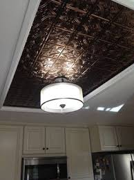 ceiling dome light cover removal tin ceiling accent a way to cover up an old ugly kitchen dome light